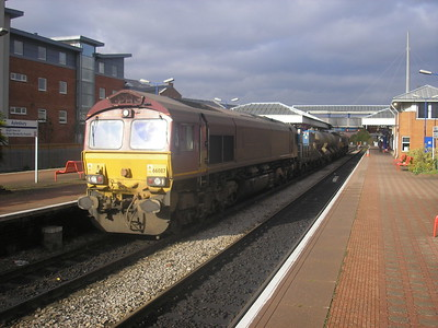 Chesham & Aylesbury, 22 October 2009