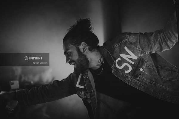 Ali Gatie at The Shelter - Detroit, MI | 02.03.2020