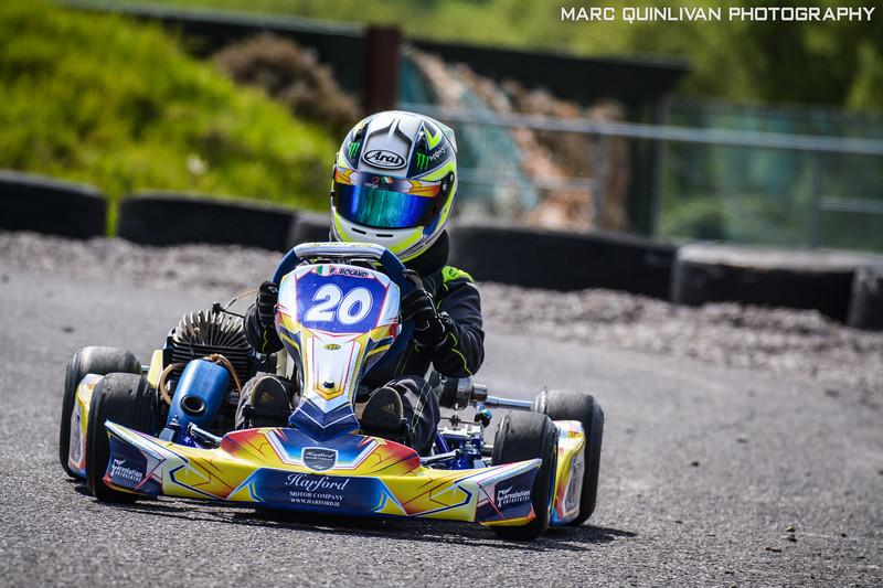 Tullyallen Karting Club 2018 Championship - Round 3 - Cork