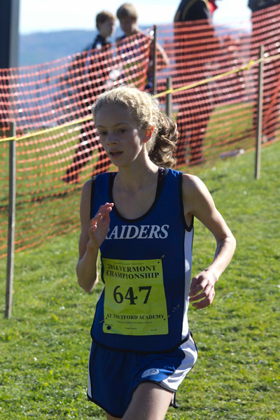 State Meet - Division II 10/25/14