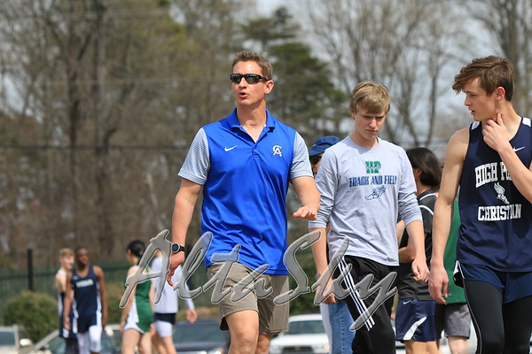 VARSITY TRACK & FIELD AT HEBREW ACADEMY 03-29-2019