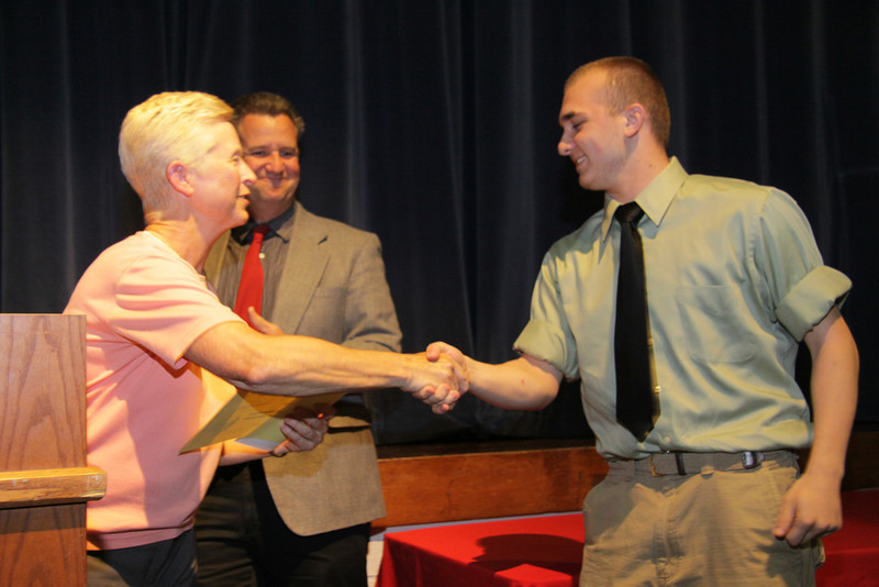 Awards Night 2012 - Student of the Year: Advanced Physical Education