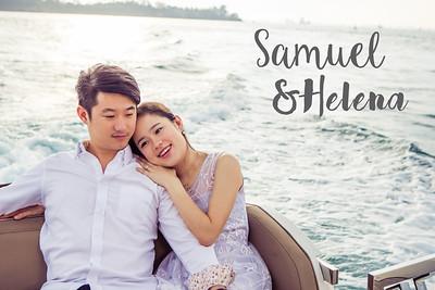 Samuel & Helena Pre-Wedding