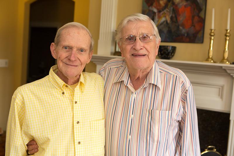 David and Robert Stearns