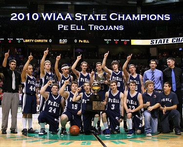 2010 State BBB - PeEll Champ Game