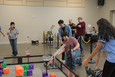 2020 Robotics at February USTEM
