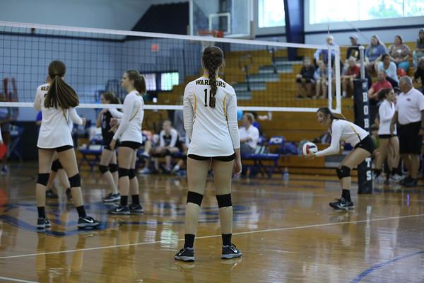 2015 Volleyball - Oak Grove @ PCS (9th,jv,varsity)
