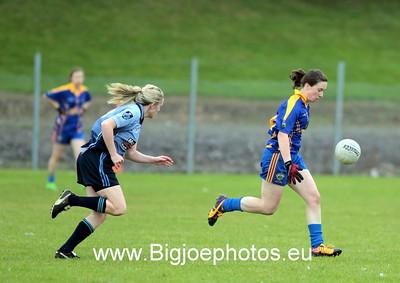 Ladies Football 14-09-2014