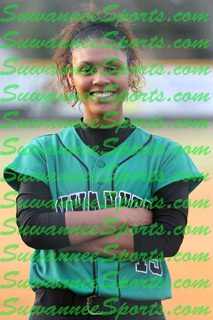 Suwannee High School Softball 2013