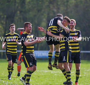Amesbury Town v AFC Portchester
