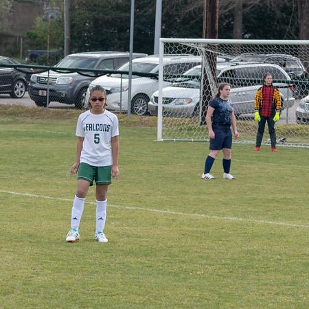FCS soccer March 21st match