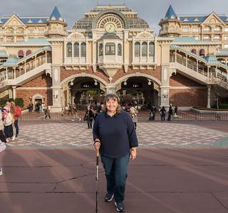 Day 2, Nov 20 - Tokyo Disney Resort