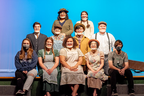 NFHS Ranger Players - The Diviners