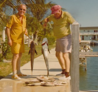 1977 Fishing in Florida