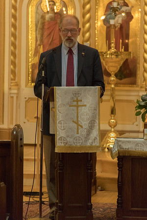 St. Alexis Toth Lecture 2017
