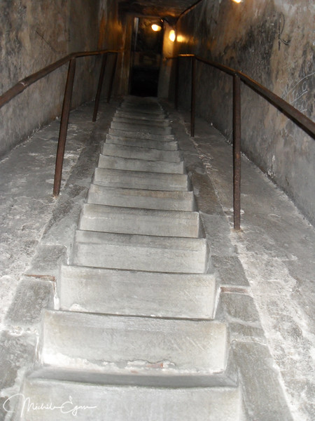 Washington's 'exorcist' stairs have nothing on these old ones in Florence's duomo.