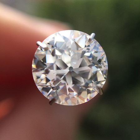 2.02ct Old European Cut Diamond, GIA  I VS2
