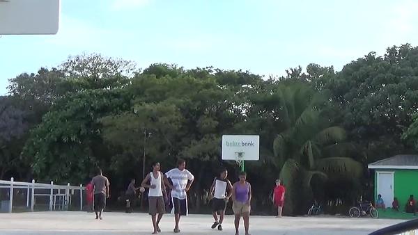 Belize City Placencia 150822 Basketball