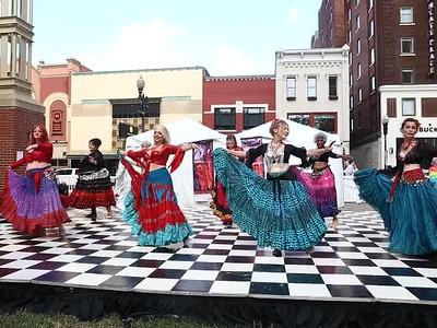 2019 Hola Festival - Sandsation Dancers