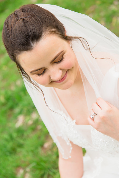 Aria & Brett's Bridals