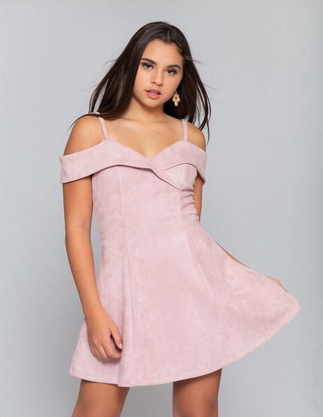 Lilac On Fashion Grey