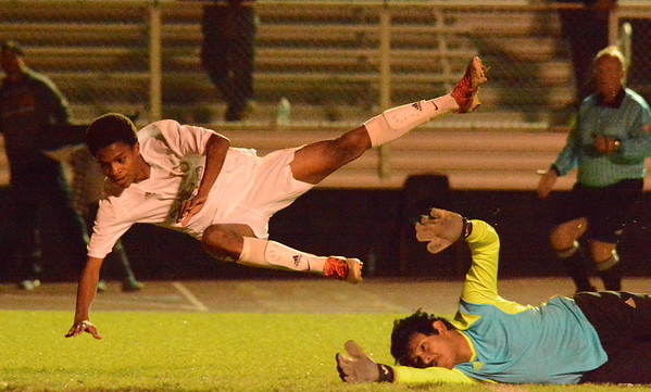 Boys Soccer Playoff 1/29/2015