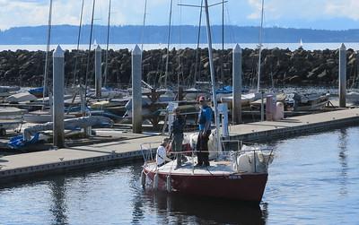 Sailing Class - September