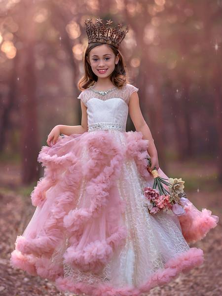 Blossom Woodland Princess