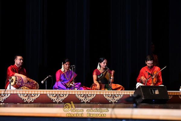 "SOLO & GROUP BHARATHANATYA RECITAL ""SAMARPANA"""