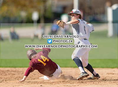 4/24/2019 -Varsity Baseball - Weymouth vs Needham