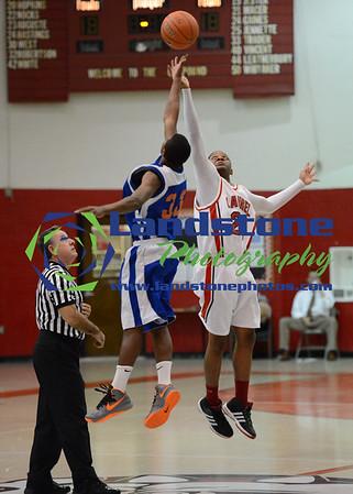 Delmar Varsity Boys Basketball vs Laurel