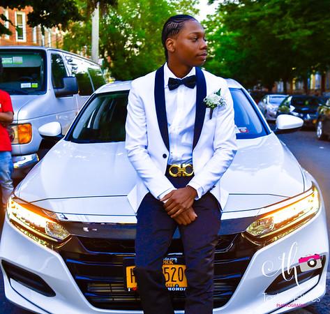 Jeremiah's 2019 Prom