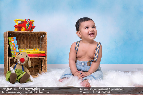 Sparsh 6 months Shoot