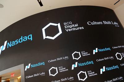 Nasdaq - BCG - Culture Shift Labs Event