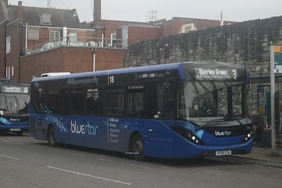 2735, HF65CXH, Bluestar, Bargates, Southampton