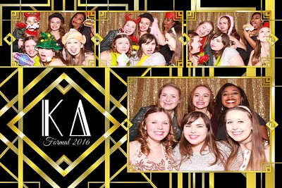Kappa Delta Sorority Formal