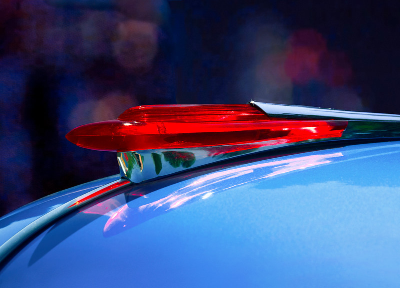1949 Chevrolet hood ornament
