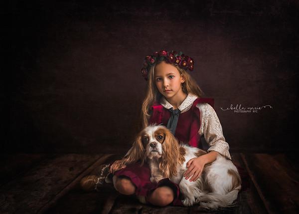 Child Portraits, stylized sessions