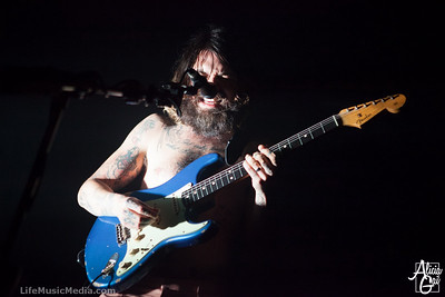 Biffy Clyro + Calling All Cars @ Enmore Theatre, Sydney - September 5, 2014