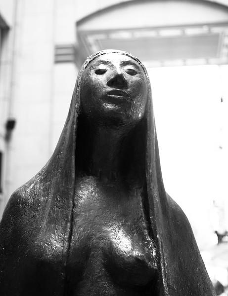 Statue in Cologne