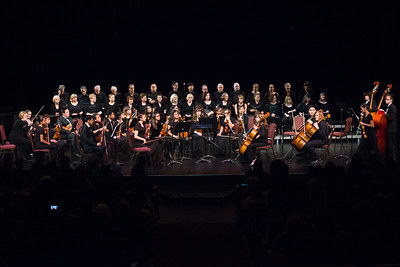 East County Youth Symphony Concert at Kroc Theatre 2017