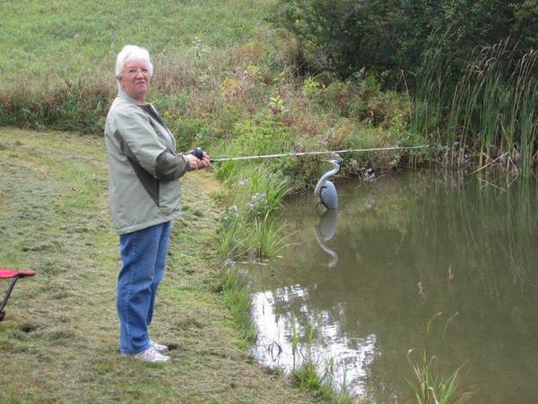 Fishing Derby, Thompson Senior Center