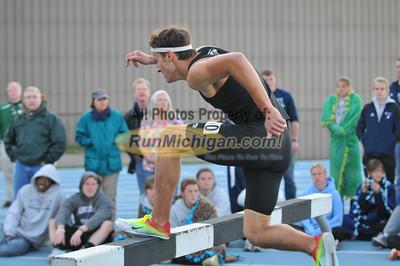 Men's Steeplechase - 2012 Gina Relays