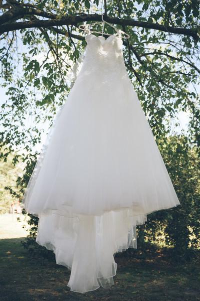 Rhys & Temika's Wedding - Bride Prep