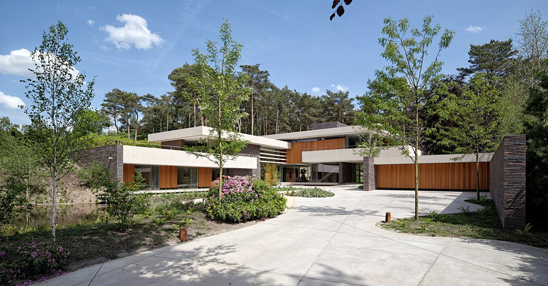 Villa Bosch en Duin