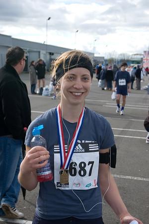 20080309 - Half Marathon