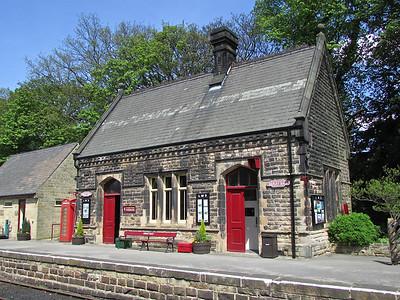 Peak Rail May 2014