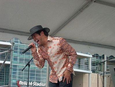 La Art Teacher's photos of La Mafia at the Houston, Texans Football Fiesta, July 29, 2006