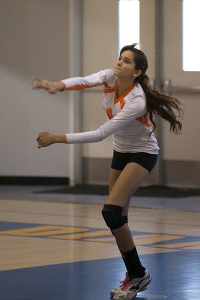 Apple Valley sun devils Jv volleyball 2013