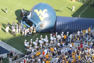 WVU vs Wofford - Pregame Photos